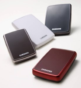 Samsung S2 Portable External 500 GB