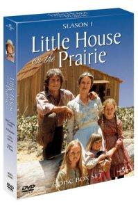 Det lille huset på prærien - Sesong 1