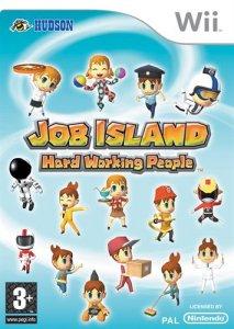 Job Island til Wii