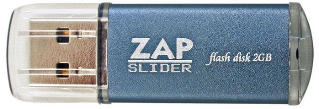 Zap Slider USB 2 GB