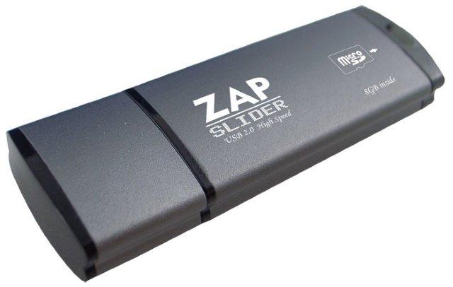 Zap Slider Combo 8 GB