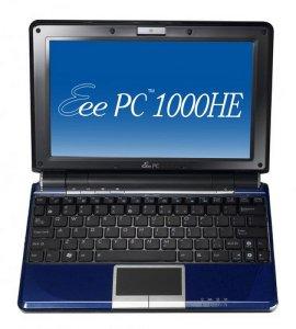 Asus Eee PC 1000HE 160 GB