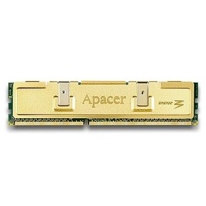 Apacer DDR3-1333 6144 MB (3 x 2 GB) with Heatspreader