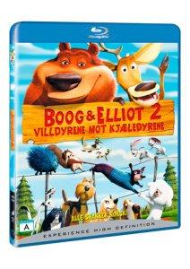 Boog & Elliot - Villdyrene mot Kjæledyrene