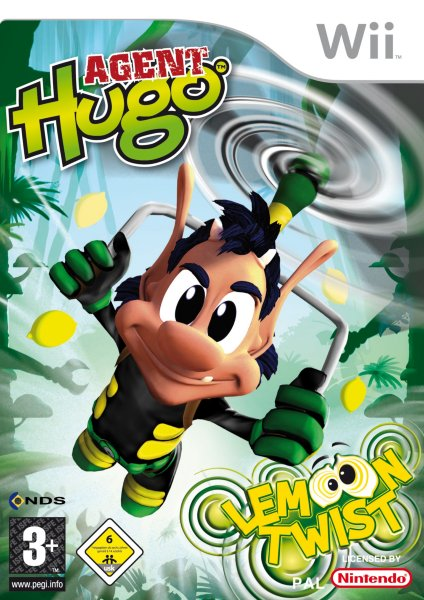 Agent Hugo 3: Lemoon Twist til Wii