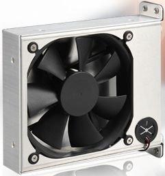 Lian Li BS-03, PCI kjøler, Sølv