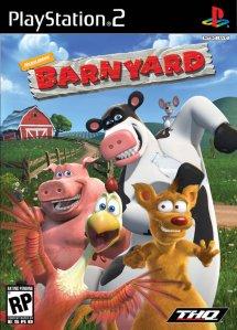 Barnyard til PlayStation 2