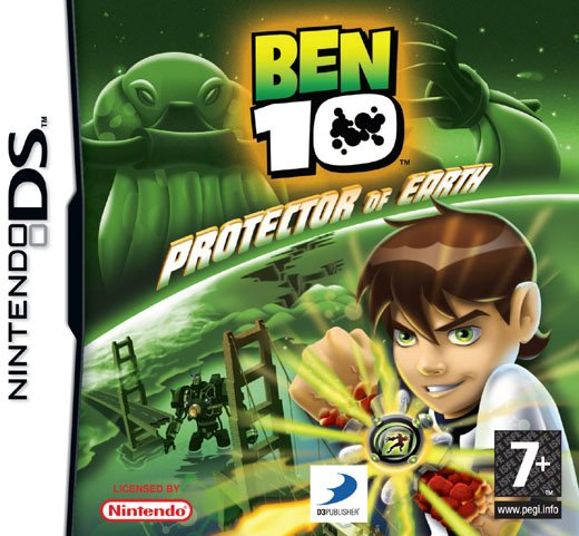 Ben 10: Protector of Earth til DS