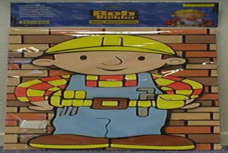 Byggmester Bob veggfigur