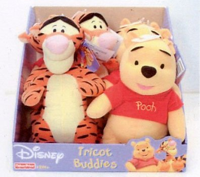 Disney Toys Ole Brumm/Tigergutt
