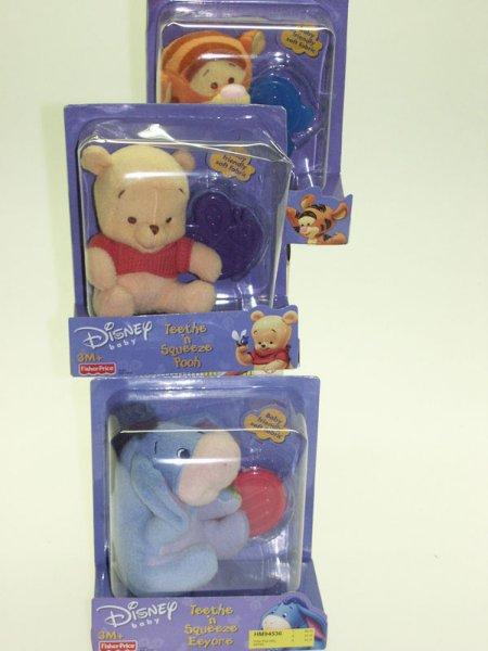 Disney Toys Ole Brumms baby bamser