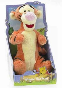 Disney Toys Tigergutt