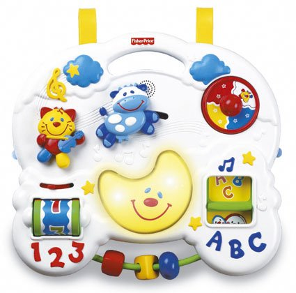 Fisher-Price Hey diddle diddle activity center