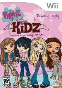 Bratz Kidz Party til Wii