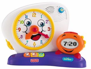 Fisher-Price Learning Clock