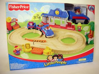 Fisher-Price Little People togbane