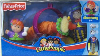 Fisher-Price Touch and feel Sirkus dyr