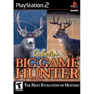 Cabela's Big Game Hunter 2004 til PlayStation 2