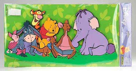 Disney Toys Heffalompen veggdekor 53,5x29