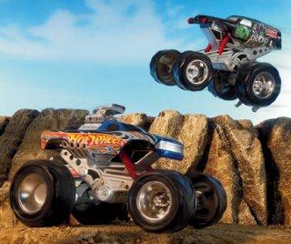 Mattel Hot Wheels Mega Air Jumper