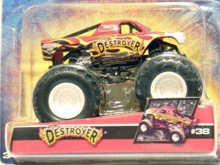Mattel Hot Wheels Monster Jam DIE-CAST Destroyer