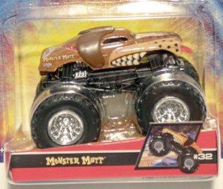 Mattel Hot Wheels Monster JamDIE-CAST Monster Mutt