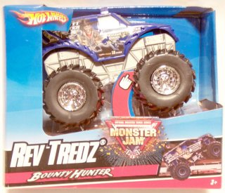 Mattel Hot Wheels Monster Jam Bounty Hunter