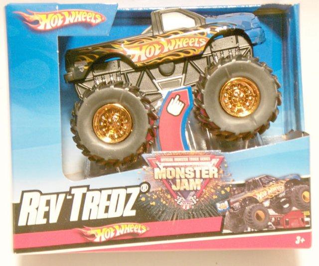 Mattel Hot Wheels Monster Jam Hot Wheels