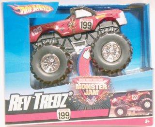 Mattel Hot Wheels Monster Jam Pastrana 199