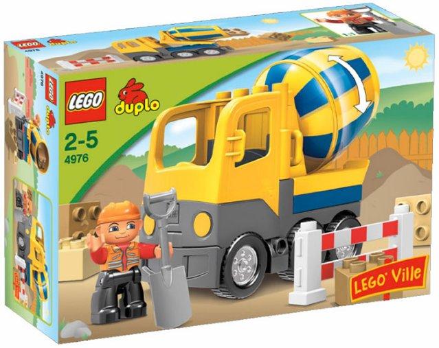 LEGO Duplo Sementblander