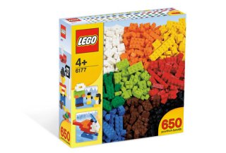 LEGO Basic 650 klosser