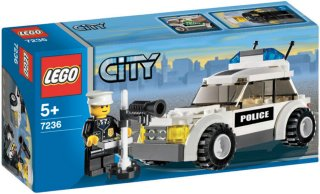 LEGO City Politibil