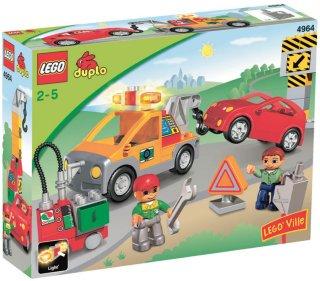 LEGO Duplo Redningsbil