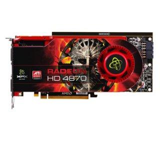 XFX Radeon HD 4870 XXX 1 GB