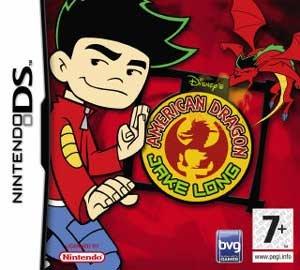 American Dragon: Jake Long til DS