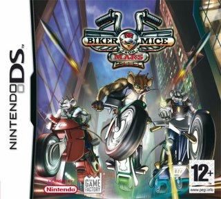 Biker Mice From Mars til DS