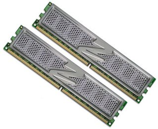OCZ DDR2 PC2-8500 Titanium XTC Intel Optimize 2GB (2 x 1024 MB)