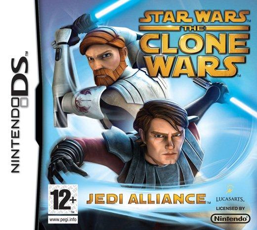 Star Wars: The Clone Wars Jedi Alliance til DS