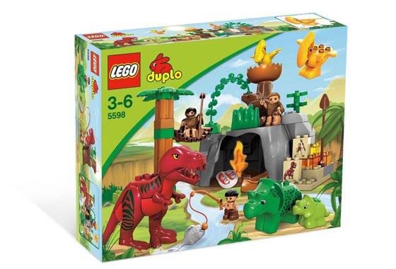 LEGO Duplo Dinosaurdalen