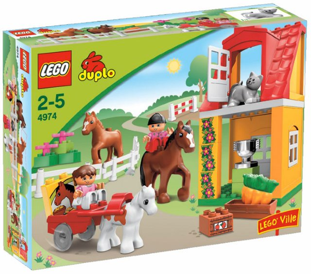 LEGO Duplo Stall