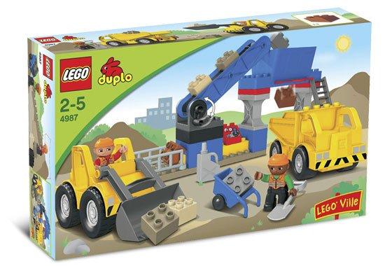 LEGO Duplo Lego Ville Grustak