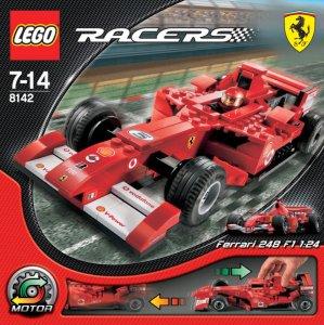 LEGO Racers Ferrari 248 F1
