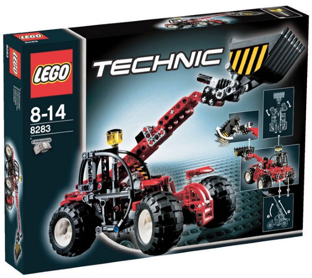 LEGO Technic Teleskoptruck