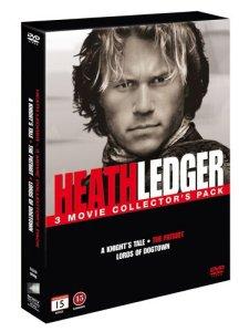 Heath Ledger: 3 Movie Collection - Boxset