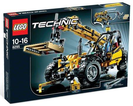 LEGO Technic Traktor med teleskoparm