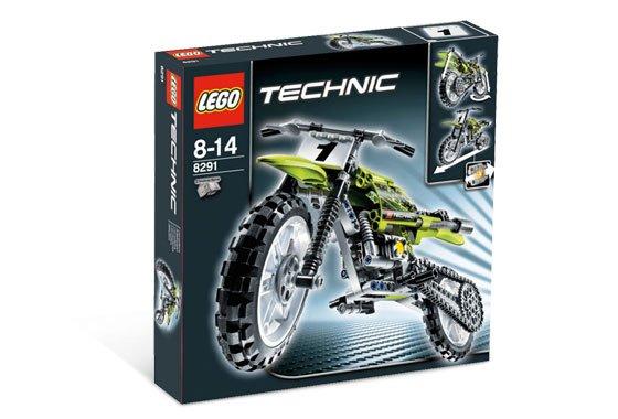 LEGO Technic Terrengmotorsykkel