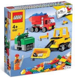 LEGO Veiarbeid-sett