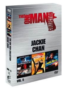 One Man Collection: Jackie Chan - Boxset