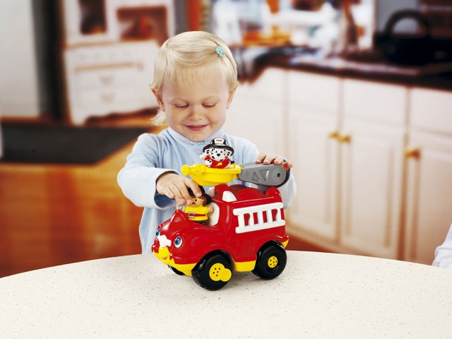 Fisher-Price Little People Movers Asst.