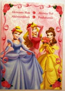 Male - Tegnebok Prinsesse